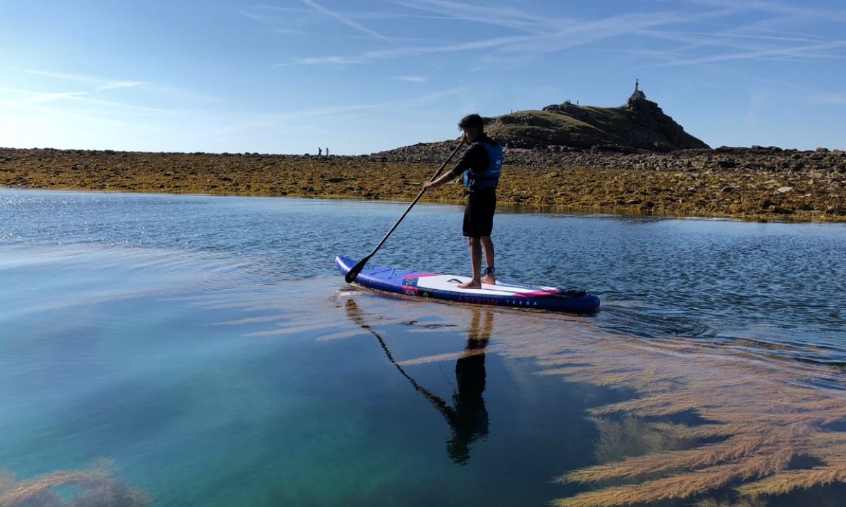 Le Stand-up Paddle