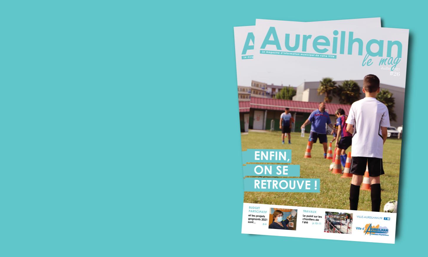 Aureilhan Le Mag'