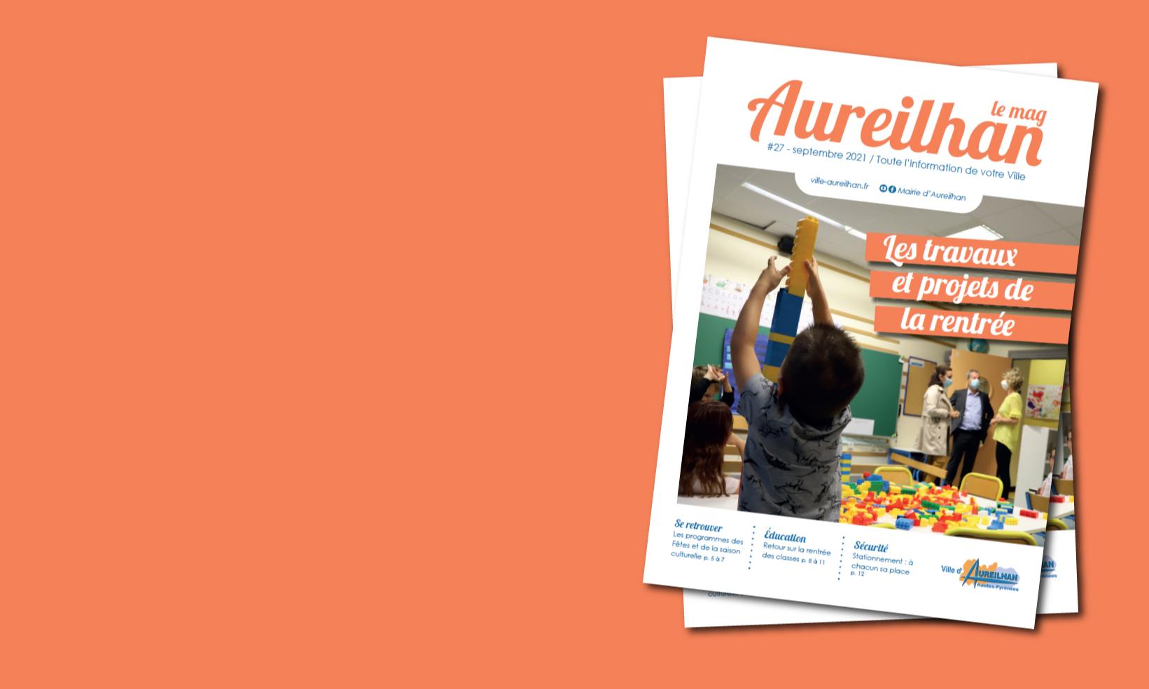 Aureilhan le Mag n°27