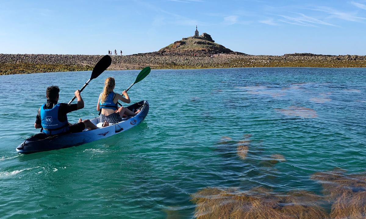 Un camping en bord de mer pour des vacances sportives