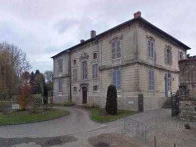 CHATEAU DE GEMENS - Commune d'Estrablin