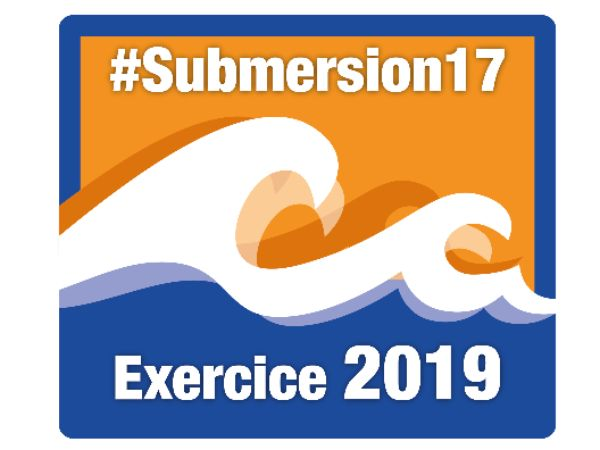 Exercice SUBMERSION