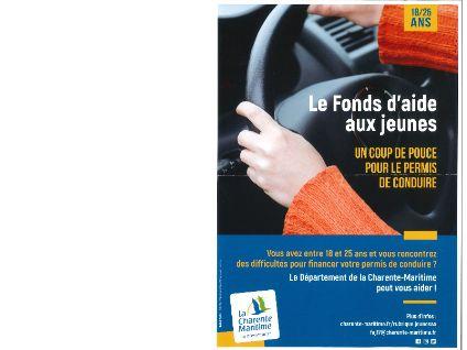 Aide au financement du Permis de Conduire
