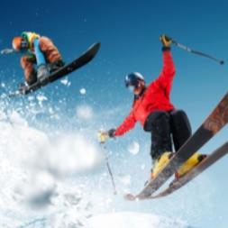 "Ski ""St François Longchamps"""