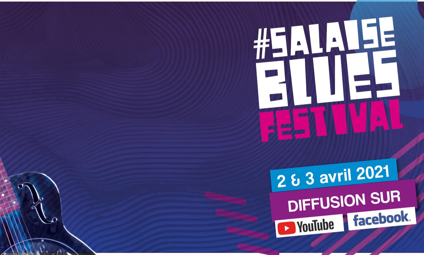 Le Salaise Blues Festival en streaming
