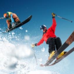 """Ski """"Le Corbier-Les Sybelles"""""""