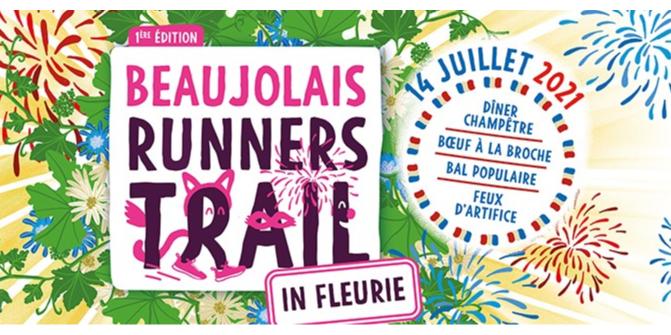Beaujolais Runner Trail