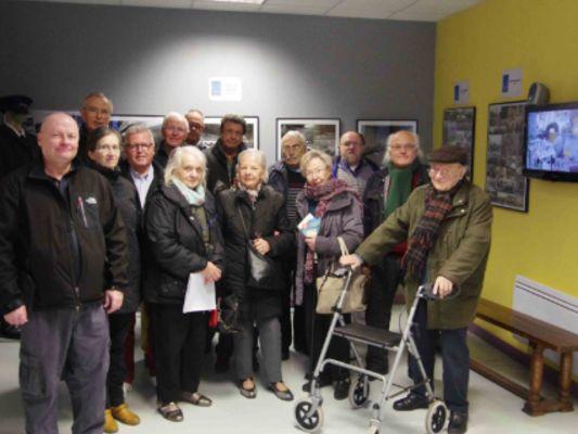Visite du Centre de Mémoire de la Verrerie d'en Haut à Aniche