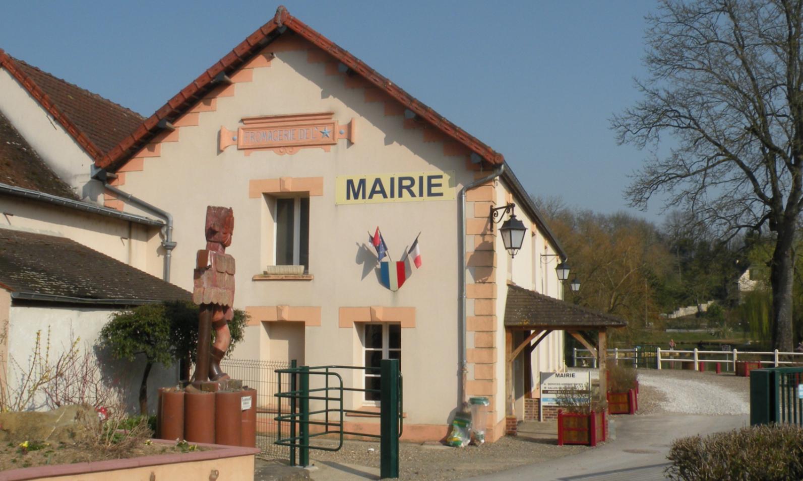 Bienvenue sur le site de LaChapelle-aux-Pots