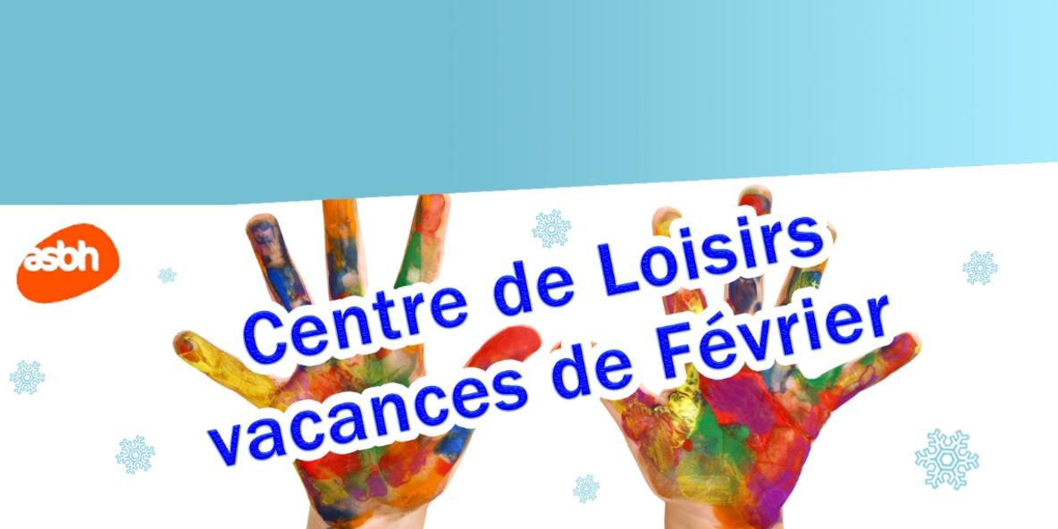 Centre de Loisirs - Vacances d'hiver (pour les 3 - 5 ans)