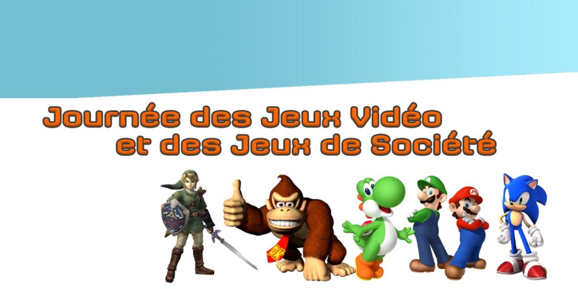 Journée des Jeux Vidéo