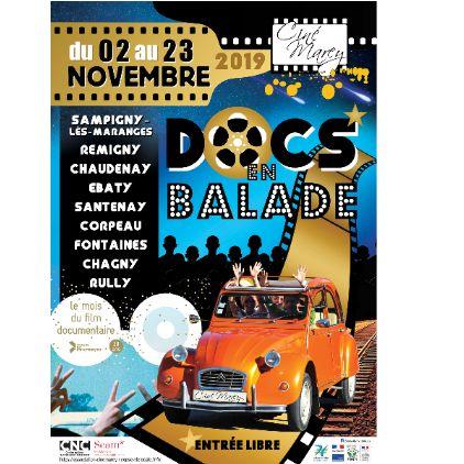 Docs en balade 2019 - Séance du 19 novembre 2019