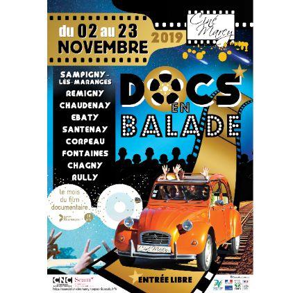 Docs en balade 2019 - Séance du 14 novembre 2019