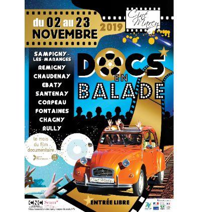 Docs en balade 2019 - Séance du 23 novembre 2019