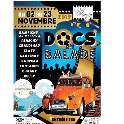 Docs en balade 2019 - Séance du 18 novembre 2019