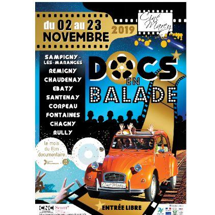 Docs en balade 2019 - Séance du 13 novembre 2019