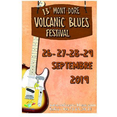 VOLCANIC BLUES FESTIVAL