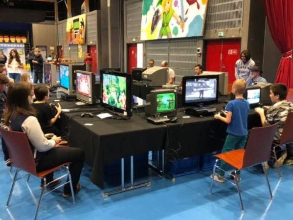 Gamers à PAM, LE salon du jeu vidéo !