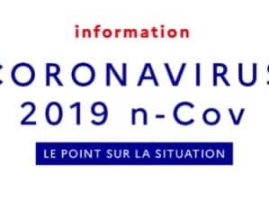 Point sur la situation - COVID 19