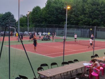 Le tournoi de Tennis Ballon