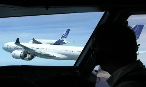Vol en Concorde