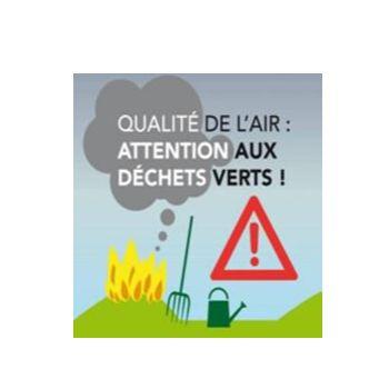 Brûlage à l'air libre - Interdiction