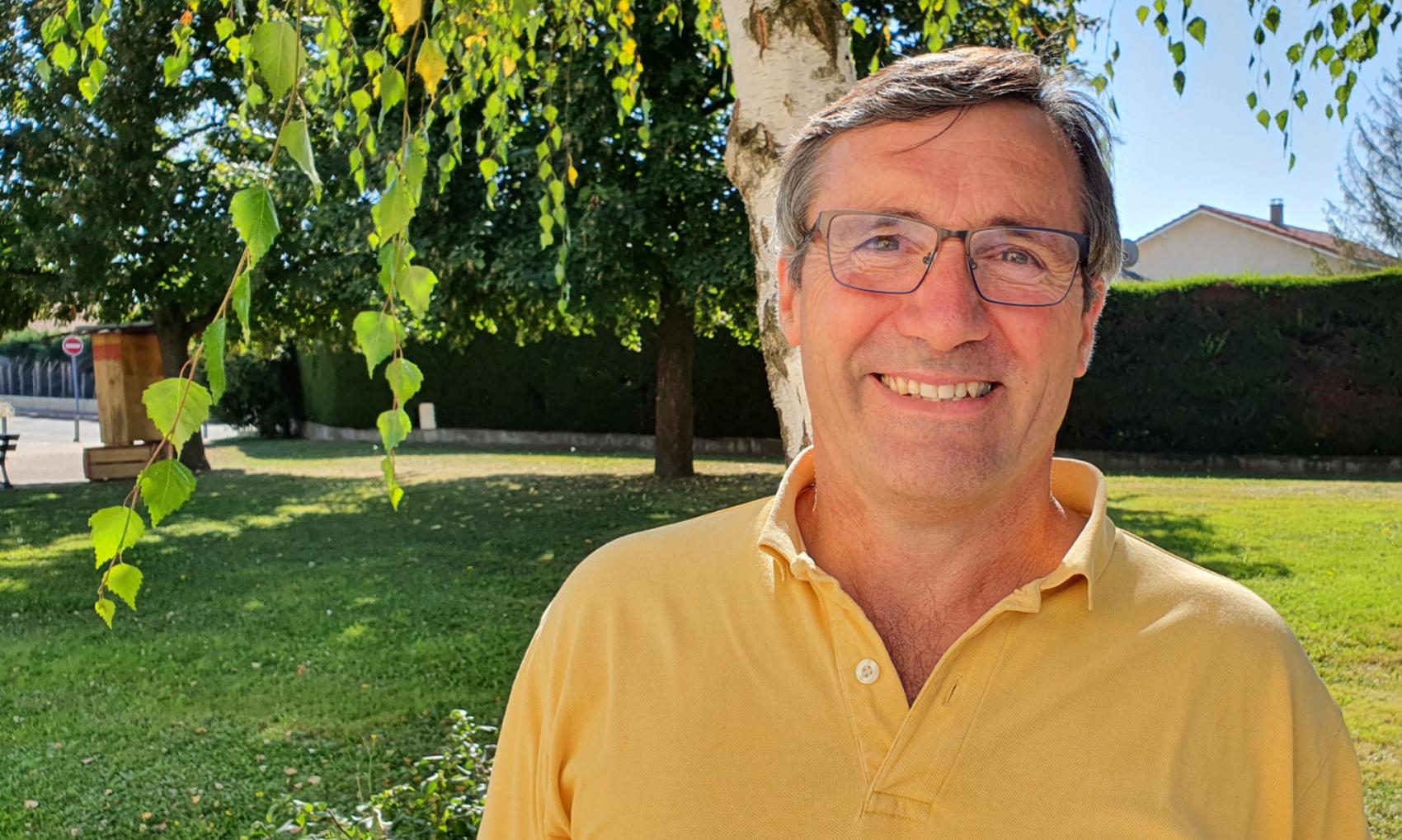 Pascal VELUIRE, Président du SMAELT