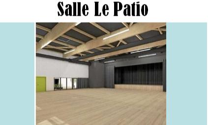 Nouvelle salle de danse!