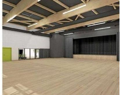 Nouvelle salle pour les cours de danse