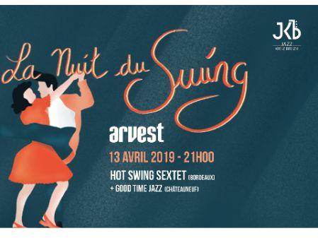 La Nuit du Swing le 13 avril à Pleyben