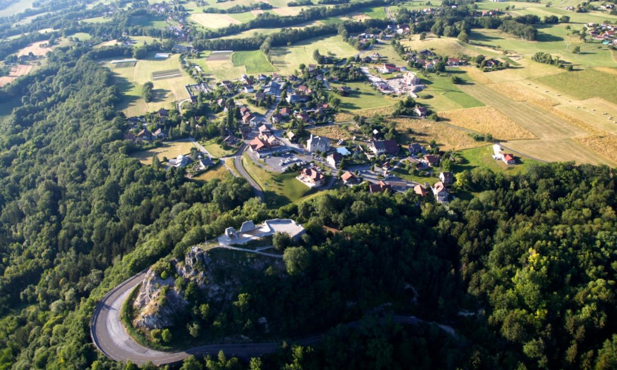 Commune de Faucigny