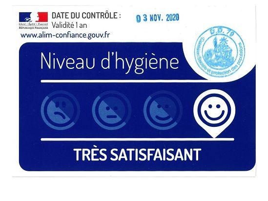 hygiene cantine