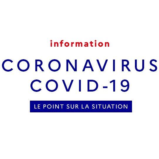 Coronavirus Covid-19 - Logo