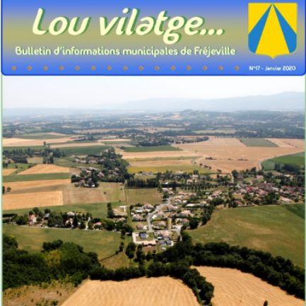 Lou vilatge... - N°17 (A4) - Janvier 2020