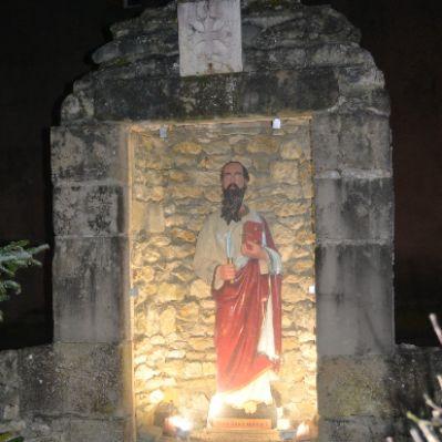 Le Pujol - Saint Barthélemy _vue de nuit_ 1.JPG
