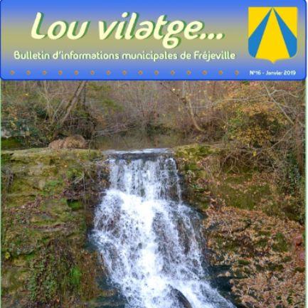 Lou vilatge... - N°16 (A4) - Janvier 2019