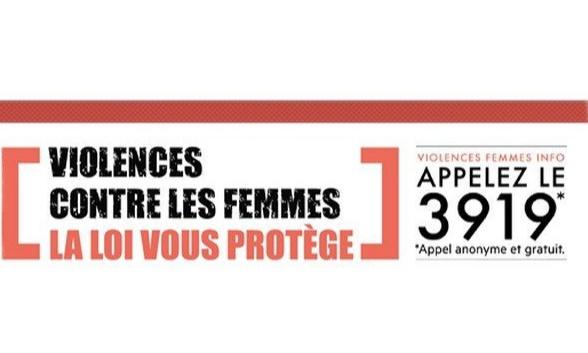 Numéro de téléphone pour les femmes victimes de violence