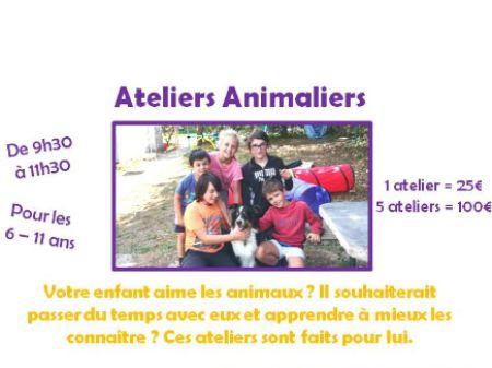 Ateliers Animaliers