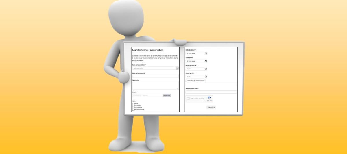 Nouveau formulaire - Associations